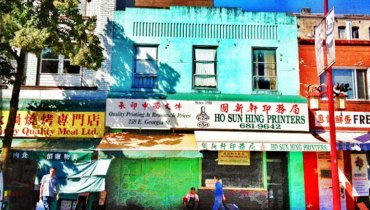 TEA & TWO SLICES | On Ghomeshi Vexation & An Old White Man's Discoveries in Chinatown