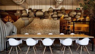 RESTAURANT PORN | Imagining Beijing's 'Ban Shan Cafe' On East 3rd Avenue Near Main St.