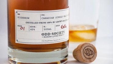 DRINKER | Odd Society Spirits Releases Their Debut Single Malt Whisky, And We Want Some