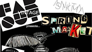 HEADS UP | Far Out Vintage Ready For Spring Market, Pop-Up Eatery On E. Cordova, Apr. 22