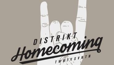HEADS UP | Cool Talks, Cheap Art, Hot Pizza As 'Distrikt Homecoming' Weekend Kicks Off