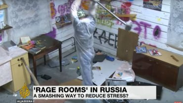 VANCOUVER WOULD BE COOLER IF #286 | It Had 'Rage Rooms' For Venting Stress & Angst