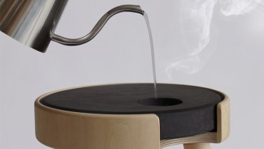 COOL THING WE WANT #499 | Ceramic Stool That Can Be Heated Like A Warm Cup Of Tea