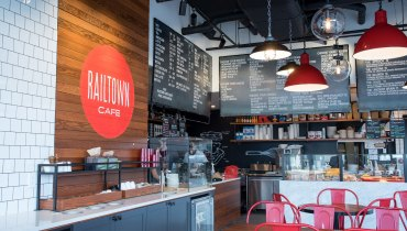 GOODS | New Location Of Railtown Cafe Now Open At 1691 Main Street In Olympic Village