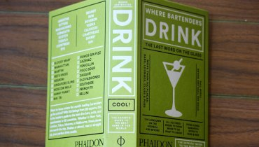 "DRINKER | Vancouver's Better Bars Land In New Phaidon Book, ""Where Bartenders Drink"""