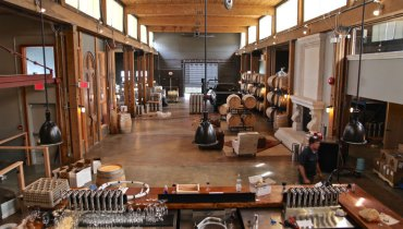 #TBT | A Look Inside Vancouver Urban Winery Before Its Launch — Five Years Ago This Week