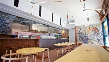 DINER | A Look Inside The Highly Anticipated, Imminent 'Rhinofish' Noodle Bar In Chinatown