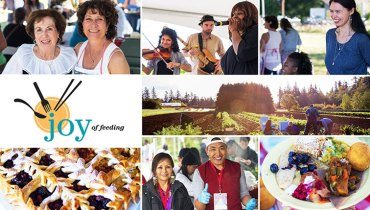 HEADS UP | Taste The Flavours Of The World On June 24th At UBC Farm's 'Joy Of Feeding'