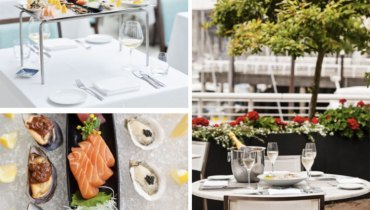 GOODS | Ancora Set To Toast Canada's 150th With Stunning Seafood Towers On The Patio