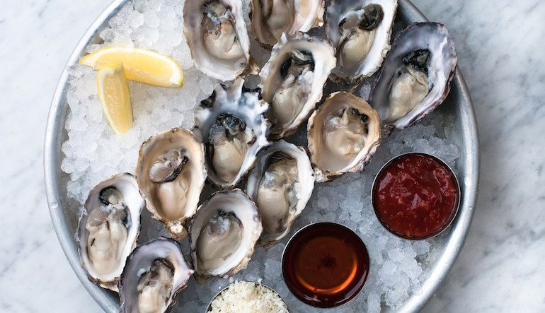 GOODS   Boulevard Set To Celebrate Food Day Canada, World Oyster Day With Special Feast