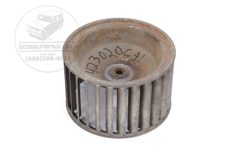 Scout Ii Blower Motor Fan Squirrel Cage Used