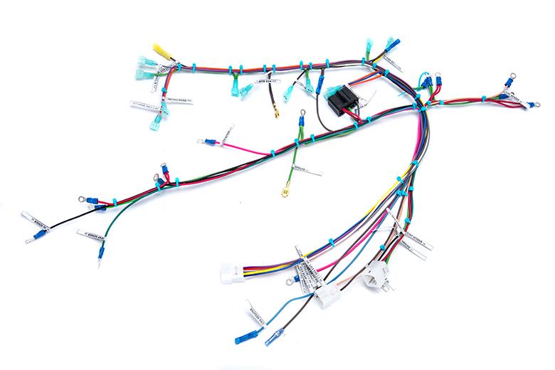 Chevy Wiring Harness Dash Bezel Wiring Diagram