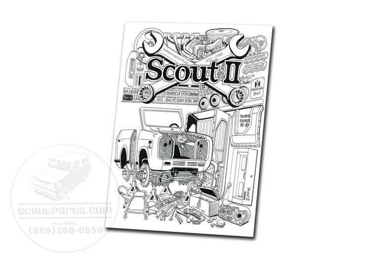 ih scout 2 Schaltplang