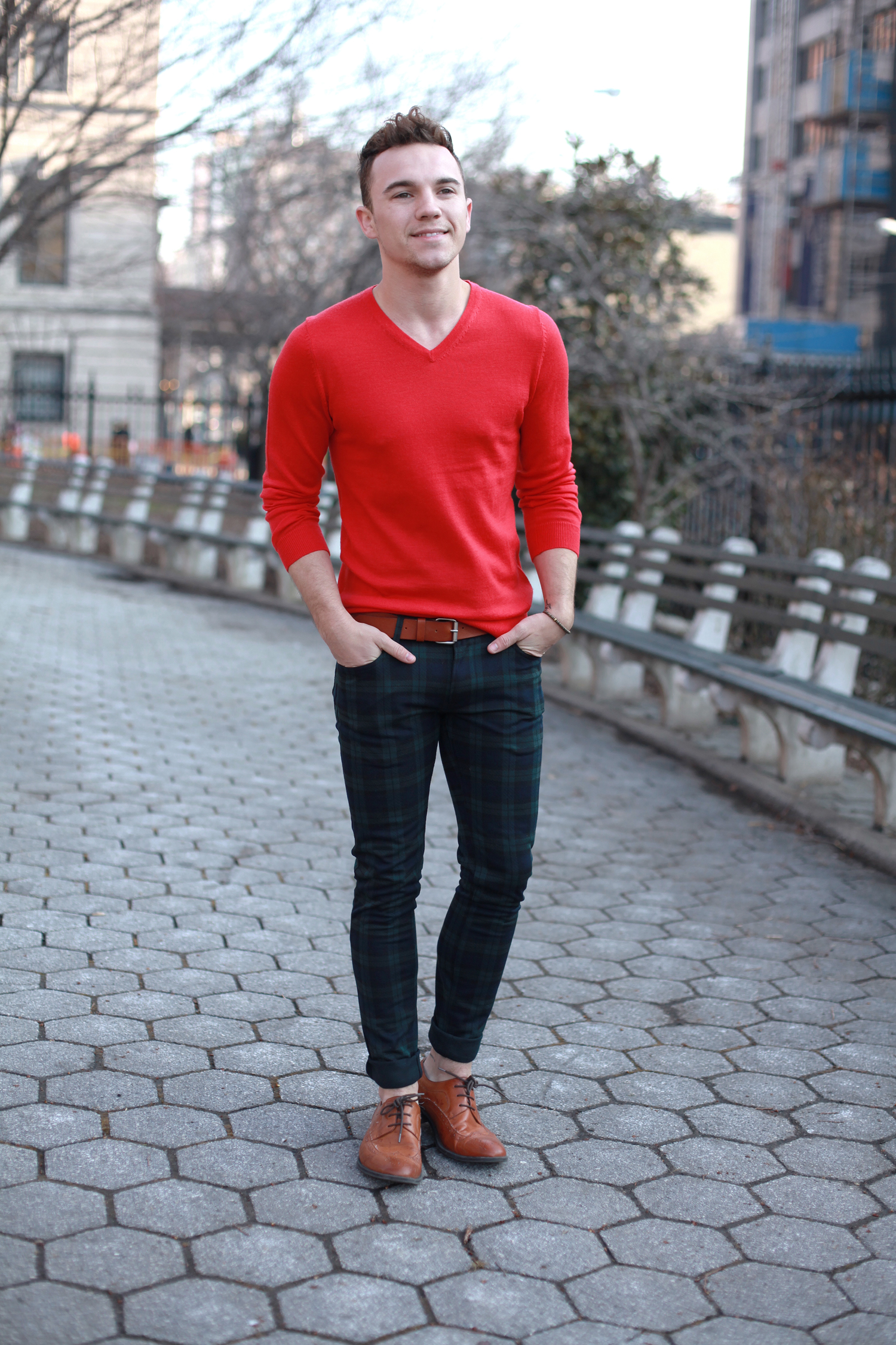 New York Men's Fashion Blogger Justin Livingston - Scout Sixteen