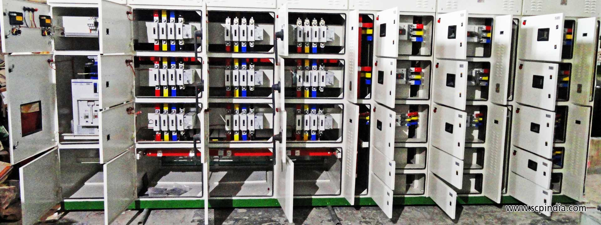 Manufacturers India Automation Control Panel Electrical Control Panels Manufacturers
