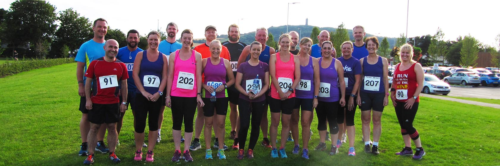 Couch To 5k Newtownards All Abilities Running Together In Newtownards Scrabo Striders