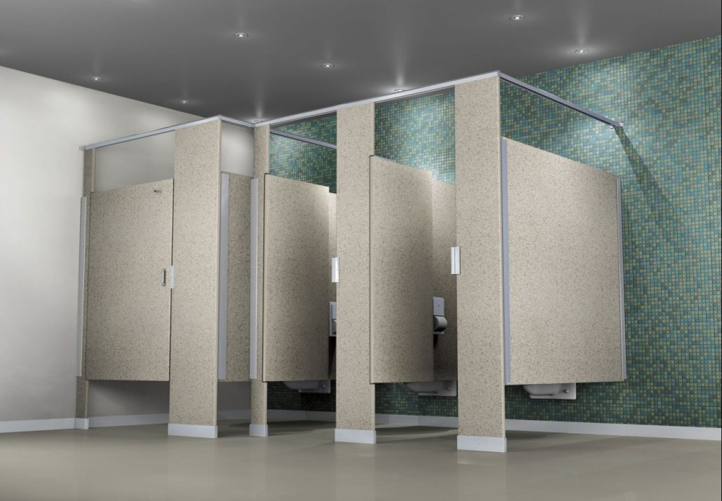 HDPE Toilet Partitions: Everything You Need to Know When Choosing Plastic Partitions