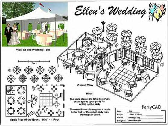 Event Layout Planning Scranton Party Layout Planning Northeast PA