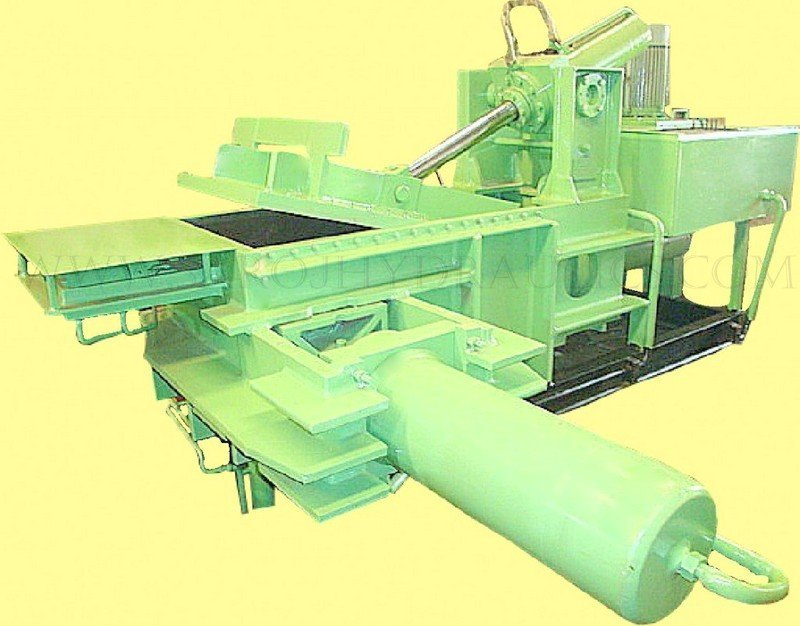 Triple Action Mini Jumbo- carton baling machine,carton baler,carton baling press,paper baling machine,paper baling press