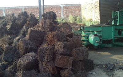tyres wire baling machine for wire,cable,strip,copper