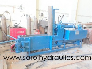 bundle press machine