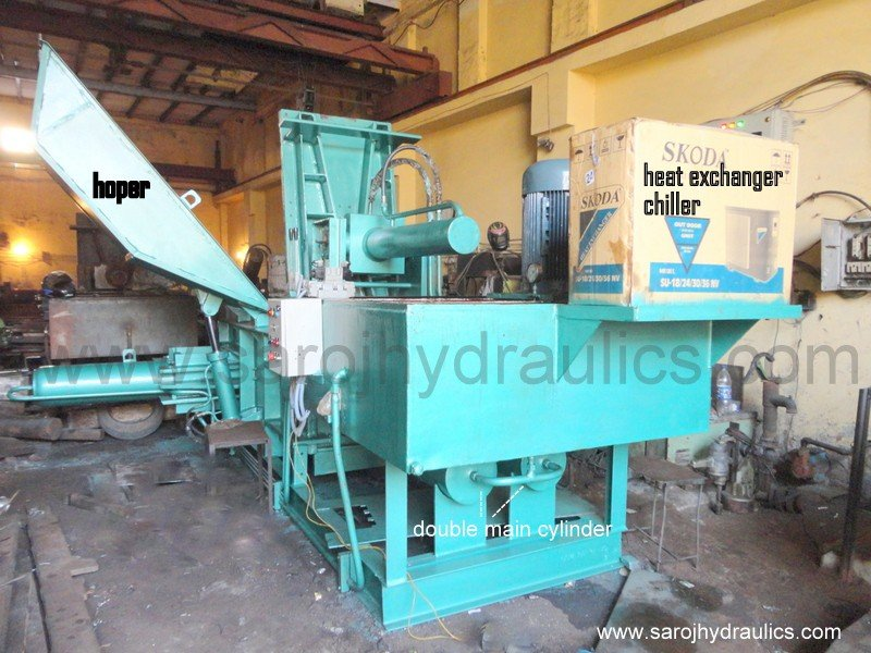 baling machine super jumbo plus