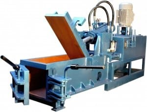 waste paper baling pressing machine
