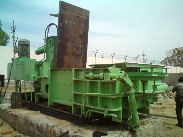baling machine super jumbo