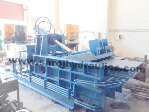 utensils hydraulic baler machine
