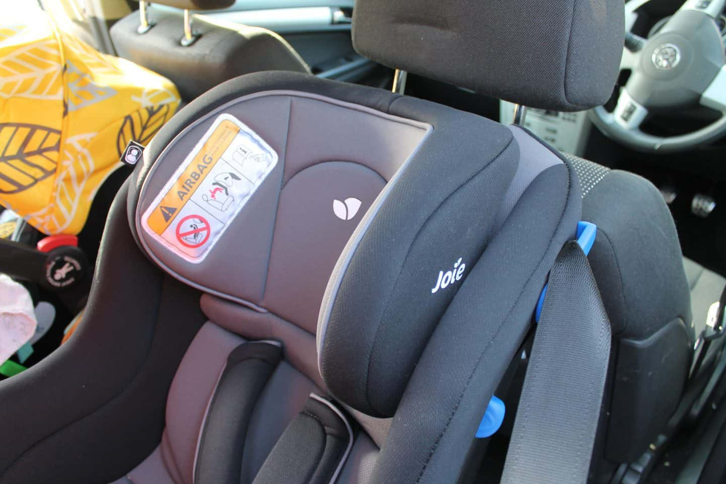 Joie Isofix Base Uk Review Joie Steadi Rear Facing Car Seat