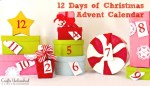 Tutorial | 12 Days of Christmas Advent Calendar