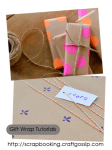 Tutorials | DIY Gift Wrapping