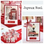 Tutorial | Christmas Photo Place Cards