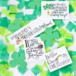 Free Printable Leprechaun Notes from DIY Studio