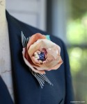 Mother's Day Idea | Paper Flower Corsages and Boutonnieres