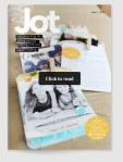 Jot: A New FREE Online Scrapbooking Magazine