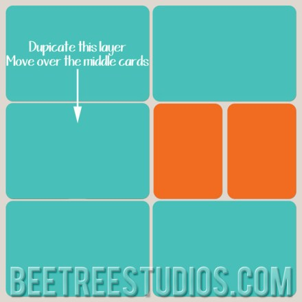 Tutorial - Make Larger Photo Spots in Digital Project Life Templates
