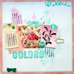 Inspiration du Jour | Magic Colors