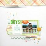Inspiration du Jour | My Boys