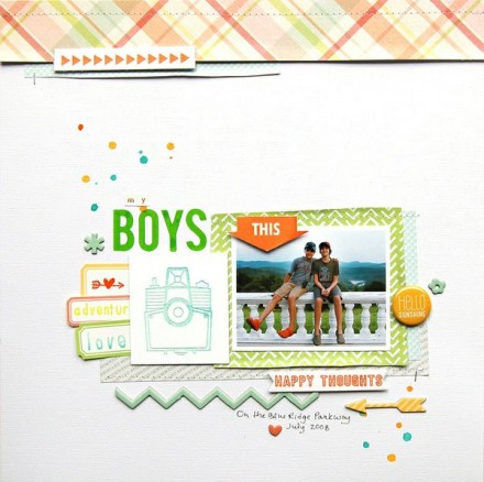 Inspiration du Jour - My Boys by debduty