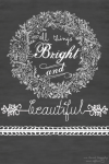 Freebie | All Things Bright & Beautiful Fall Printable