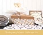Free Cut File | Thanksgiving Leftover Pie Box & Labels