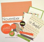 Freebie | Printable Thanksgiving Blessings Set