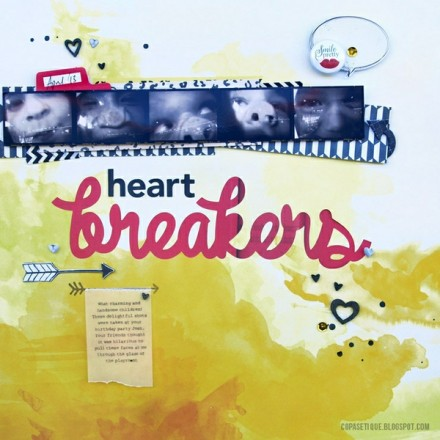 Inspiration du Jour - Heart Breakers
