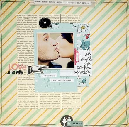 Inspiration du Jour - Love This Way by SteffinChenb