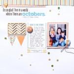 Inspiration du Jour | Octobers
