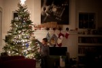 Photography for Scrapbookers | Christmas Morning Photos
