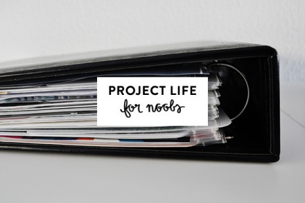Project Life for Noobs by Caylee Grey