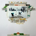 Inspiration du Jour | My Snow Day Helpers