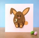 Tutorial | Craft an Easter Bunny Card